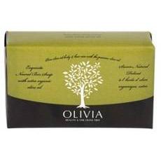 Olivia Nat. B/S Extra Olive Oil, Σαπούνι Σώματος & Μαλλιών με Έξτρα Οργανικό Ελαιόλαδο,  125gr