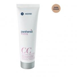 Panthenol Extra CC Day Cream SPF15 Dark Shade Κρέμα για Ενυδάτωση, Τόνωση & Λάμψη Σκούρα Απόχρωση 50ml