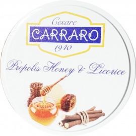 Carraro Καραμέλες με Πρόπολη & Γλυκόριζα για τον Ερεθισμένο Λαιμό 40gr