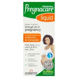 Vitabiotics Pregnacare Liquid Διατροφική Φροντίδα για την Εγκυμοσύνη 200ml