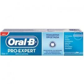 Oral-B Οδοντόκρεμα Pro-Expert Πολλαπλής Προστασίας 125ml