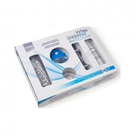 Intermed Unident White Kit Ολοκληρωμένο Σύστημα Ενίσχυσης Λεύκανσης Δοντιών