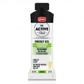 Lanes The Active Club Energy Gel με Γεύση Λεμόνι 55ml
