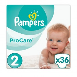 Pampers Pro Care Premium Protection No2 (3-6kg) 36τμχ