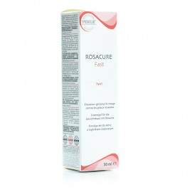 Sychroline Rosacure Fast Cream Gel Κρέμα Τζελ Προσώπου για Επιδερμίδες με Ροδόχρου Νόσο 30 ml