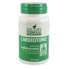 Doctor's Formulas Cardiotonic Φόρμουλα Καρδιαγγειακού, 60 Δισκία