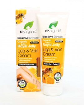 Doctor Organic Royal Jelly Leg & Vein Cream 200ml