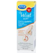Dr Scholl Velvet Soft Crema Idratante Giorno, Ενυδατική Κρέμα Ημέρας, 60 ml