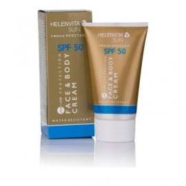 Helenvita Sun Cream Face & Body SPF50 Αντηλιακή Κρέμα Προσώπου/Σώματος 150ml