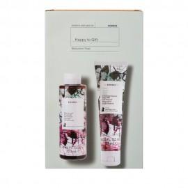 Korres Promo Jasmine Showergel Αφρόλουτρο με Γιασεμί 250ml & Jasmine Body Milk Γαλάκτωμα Σώματος με Γιασεμί 125ml