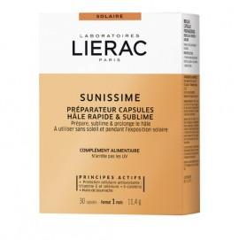 Lierac Sunissime Preparateur Capsules Hale Rapide & Sublime Αντιγηραντικές Κάψουλες Μαυρίσματος 30caps