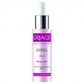 Uriage Isofill Serum Focus Rides, Αντιρυτιδικός Ορός για Όλους τους Τύπους Δέρματος 30ml