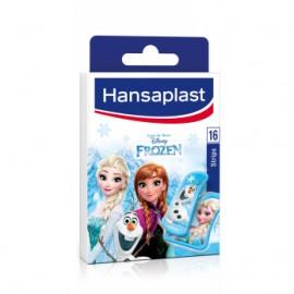 Hansaplast 16 Παιδικά Strips με Φιγούρες Frozen