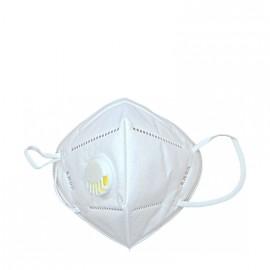 Μάσκα FFP2  με Βαλβίδα σε Σακουλάκι 1τμχ