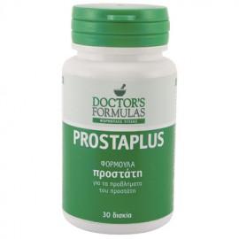 Doctor's Formulas Prostaplus Φόρμουλα Προστάτη, 30 Δισκία