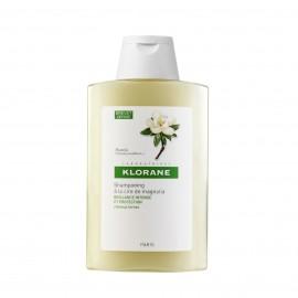 Klorane Shampooing A La Crine De Magnolia Σαμπουάν με Κερί Μανόλιας για Λάμψη 400ml