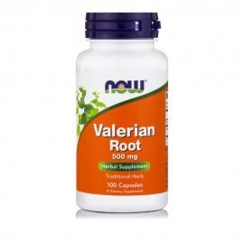 Now Foods Valerian Root 500mg 100Veg Capsules