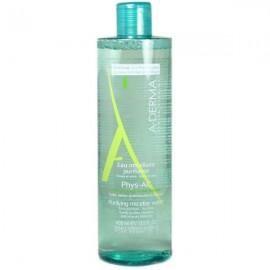 Α-Derma, Phys-AC Purifying Micellar Water, Λοσιόν Καθαρισμού Για Επιδερμίδες Με Τάση Ακμής, 400ml