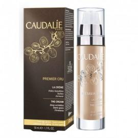 Caudalie Premier Cru The Cream, Απόλυτη Αντιγήρανση για Εγκατεστημένες Ρυτίδες, Κηλίδες & Σύσφιξη 50ml