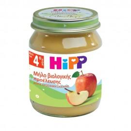 Hipp Γεύμα Μήλο Βιολογικής καλλιέργειας μετά τον 4ο μήνα 125g