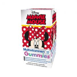 Disney Minnie Mouse Multivitamins 60 μασώμενα ζελεδάκια