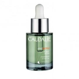 Caudalie Vine Activ Huile Overnight Detox Oil Αντιοξειδωτικό Λάδι Νυχτός 30ml
