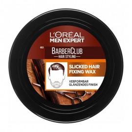 LOreal Men Expert BarberClub Slicked Hair Fixing Wax 75ml