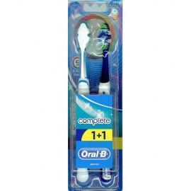 Oral-B Complete Clean 5 Way 40 Medium Οδοντόβουρτσα, 2 τμχ
