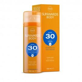 Synchroline Sunwards Body SPF30 Αντηλιακή Κρέμα Σώματος 150ml