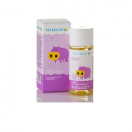 Helenvita Baby Cradle Cap Oil, Βρεφικό Λάδι για τη Νινίδα 50ml