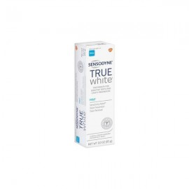 Sensodyne True White Mint, Οδοντόκρεμα Λεύκανσης για Ευαίσθητα Δόντια με Γεύση Μέντα 75ml