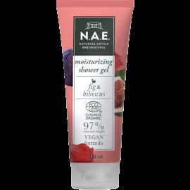 N.A.E Ενυδατικό Αφροντούζ, Οργανική Πιστοποίηση COSMOS  & Vegan φόρμουλα 200ml