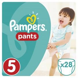 Pampers Pants No.5 (12-18kg) 28Τμχ