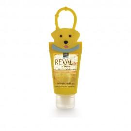 Intermed Reval Plus Antiseptic Hand Gel Lemon Σκυλάκι Κίτρινο 30ml