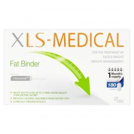 Omega Pharma XLS Medical Fat Binder- Έλεγχος Σωματικού Βάρους 180caps