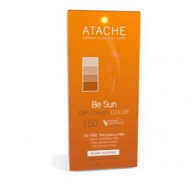 Atache Be Sun Gel Cream Color Spf50+ 50ml