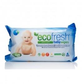 Asepta Μωρομάντηλα Ecofresh 72τμχ