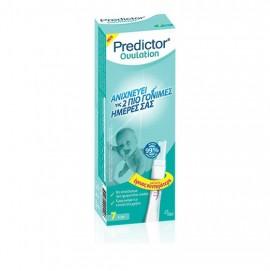 Predictor Ovulation Τεστ Ωορρηξίας 7τμχ
