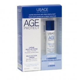Uriage Promo Age Protect Multi-Action Cream 40ml & ΔΩΡΟ Age Protect Multi-Actions Intensive Serum 10ml