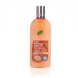 Dr.Organic Moroccan Argan Oil Conditioner Μαλακτική Κρέμα Μαλλιών με Έλαιο Αργκαν 265ml