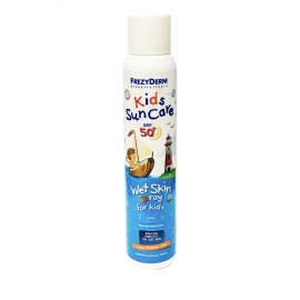 Frezyderm Kids Sun Care Wet Skin Spray SPF50+ Παιδικό Αντηλιακό Σπρέι 200ml