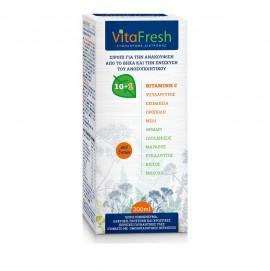 Target Pharma Vita Fresh Για Τον Ερεθισμένο Λαιμό 200ml