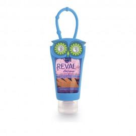 Intermed Reval Plus Antiseptic Hand Gel Lemon Κουκουβάγια Μπλε 30ml