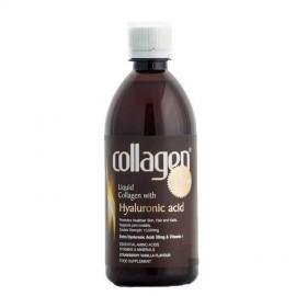 Collagen Extra Υγρό Πόσιμο Κολλαγόνο με Υαλουρονικό Οξύ & Βιταμίνη C, 500ml