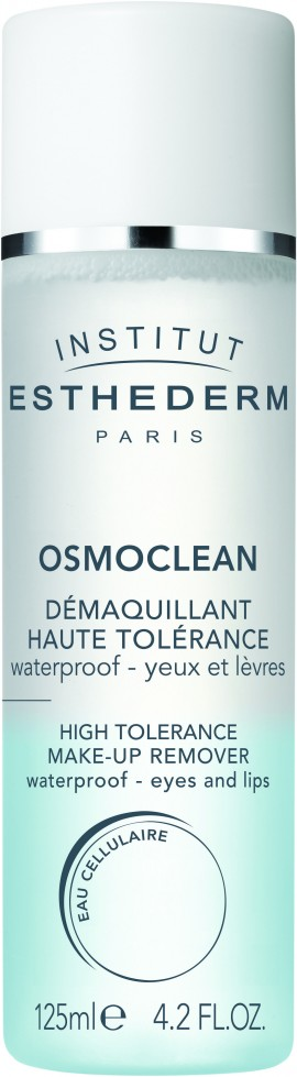 Institut Esthederm High Tolerance Makeup Remover (Eyes & Lips) Flacon 125 ml