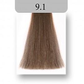 Ossion Βαφη Νο 9.1 Ξανθό Πολύ Ανοιχτό Σαντρέ - 60ml