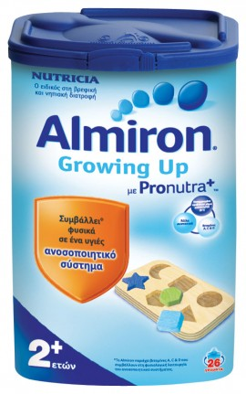 Nutricia Almiron Growing Up 2+, 800gr