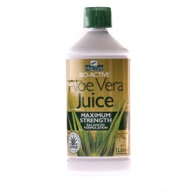 Optima Aloe Vera Juice Maximum Strength Φυσικός Χυμός Αλόης 1Lt