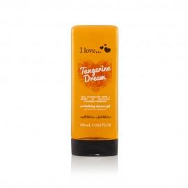 I love Revitalizing Shower Gel Αφροντούς Tangerine Dream 300ml