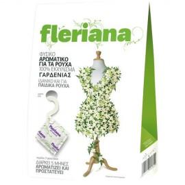 Power Health Fleriana, Φυσικό Αρωματικό για τα Ρούχα με Εκχύλισμα Γαρδένιας 3τμχ